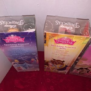 Mattel Toys - Lot of 4 Disney Princess Dolls
